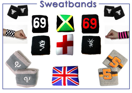 Sweatbands made to order